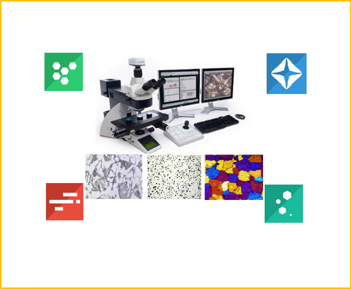 Image Analysis System - Microscopy Solutions