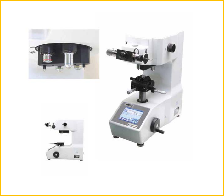 Digital Vicker Hardness Tester